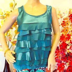 ❤️ Women's Ann Taylor LOFT petites top